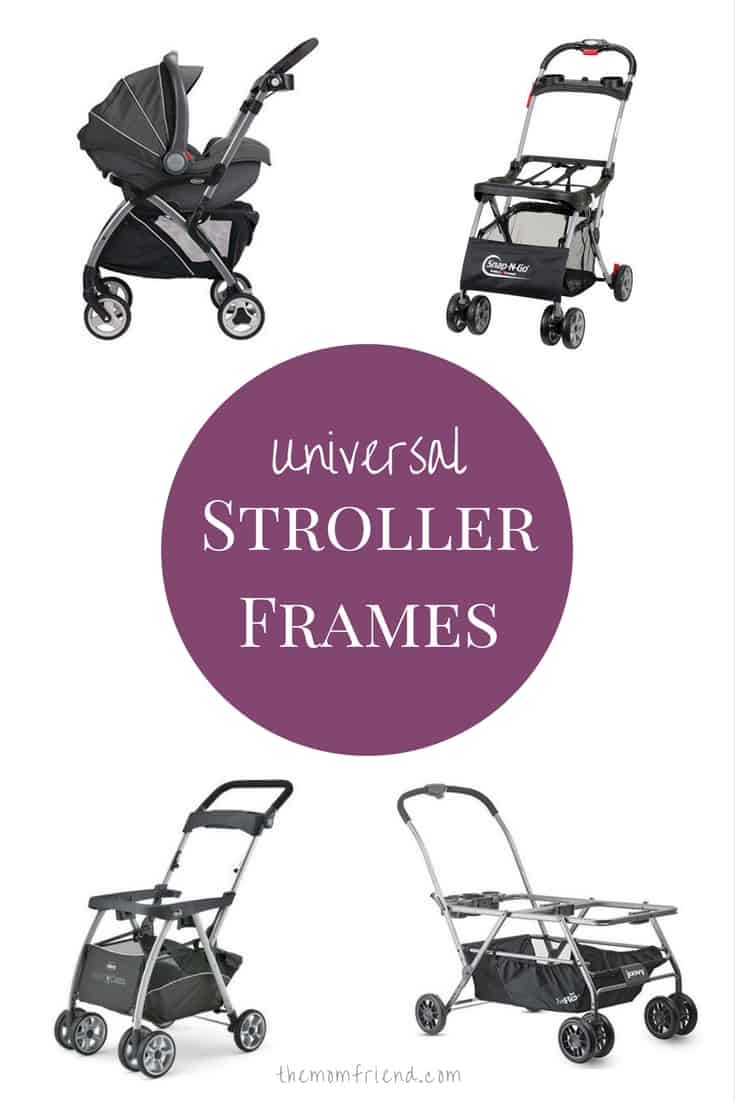 3 Reasons You Need A Universal Stroller Frame And 1 Reason Don Creative Clasic Why Are Frames Great Option For New Moms Find Out They