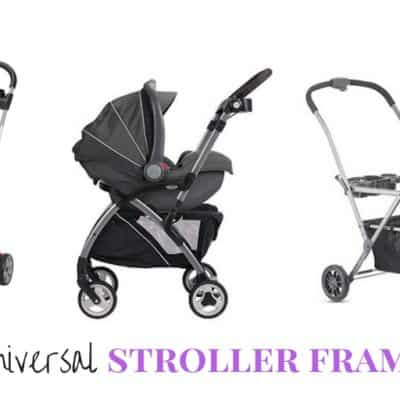 3 Reasons You Need a Universal Stroller Frame (and 1 Reason You Don't)