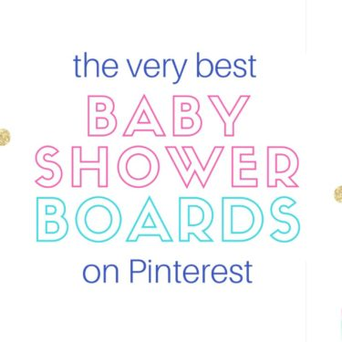 Find the best decorations and baby shower theme ideas for baby showers by checking out the ultimate list of best baby shower boards on Pinterest! Find everything you need to plan the perfect baby shower from these popular boards. Baby shower boards, baby boy shower, baby girl shower, baby shower themes, baby shower decor, shower games, baby gifts, gender neutral baby shower ideas, games