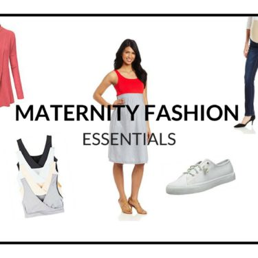 These pregnancy staples are items every Mom-to-Be needs to have in their wardrobe for comfortable and fashionable maternity style.   maternity fashion   maternity clothes   maternity fashion on a budget   postpartum clothing   maternity must haves   maternity products   The Mom Friend