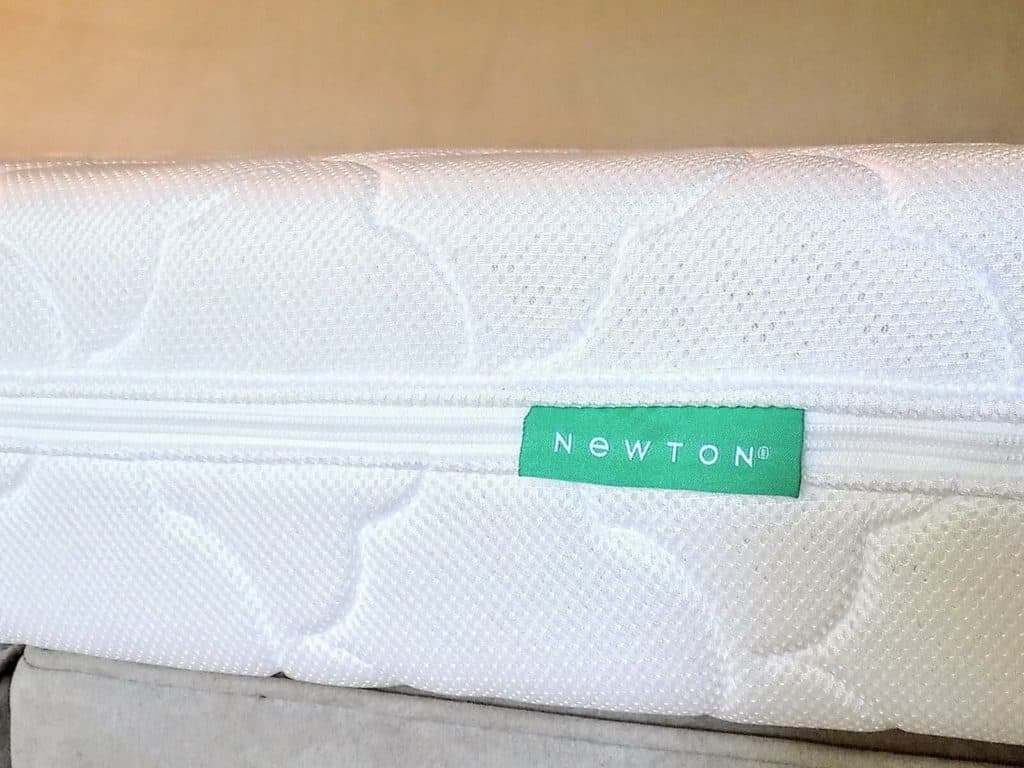 newton baby wovenaire® crib mattress review | the mom friend