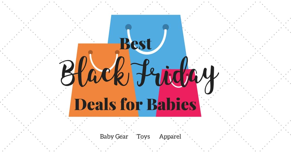 Best Black Friday Deals for Babies