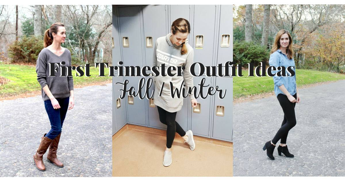 375cf8c0af Maternity Fashion  First Trimester Outfit Ideas for Fall Winter ...