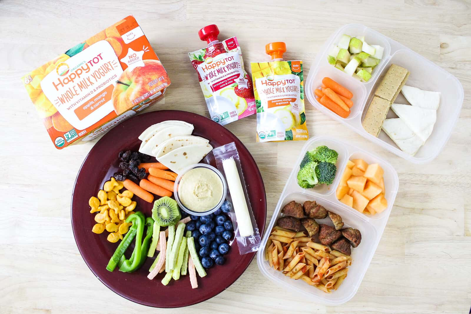 easy toddler lunch ideas for daycare the mom friend