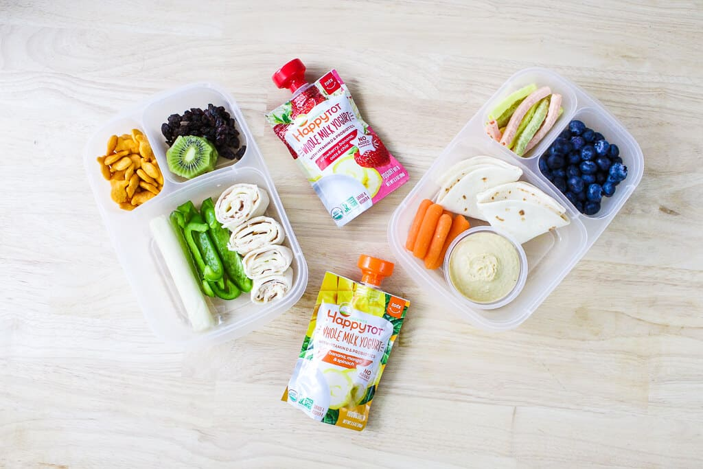 Check out these quick and easy toddler lunch ideas that are perfect for daycare.