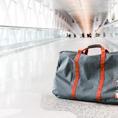 How to Travel with a DockATot: Tips for Flying and Packing
